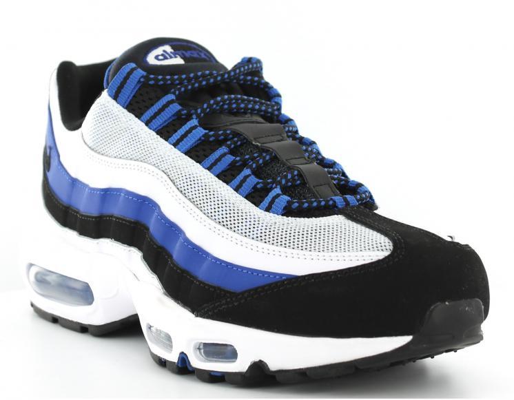 air max 95 bleu marine et blanc